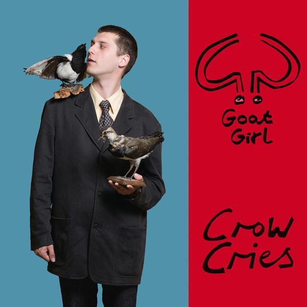 "Crow Cries (7"") by Goat Girl image"