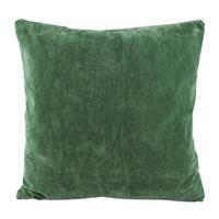 Raine & Humble Cushion Velvet - Amazon Green (45X45cm)