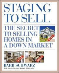 Staging to Sell by Barb Schwarz image