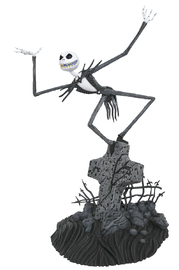 The Nightmare Before Christmas - Jack Skellington Gallery Statue