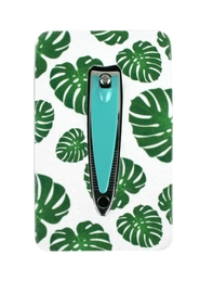 Wicked Sista: Nail Clipper with Buffer - Tropical