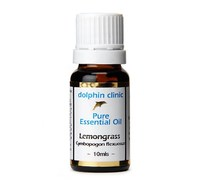 Dolphin Clinic Essential Oils - Lemongrass (10ml)