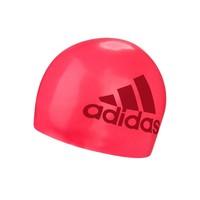 Adidas Swimcap Graphic Logo Coral/Red