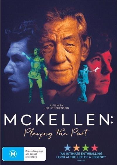 Ian McKellan: Playing the Part on DVD