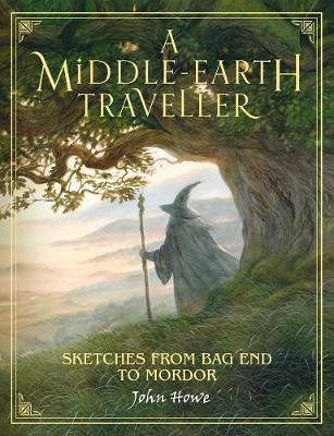 A Middle-earth Traveller by John Howe