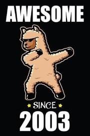 16th Birthday Dabbing Llama by Birthday Corp Publishing image