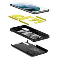 Spigen Tough Amor Case for Galaxy S21+ 5G - Black