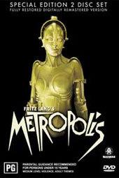 Metropolis (2 Dvd) on DVD