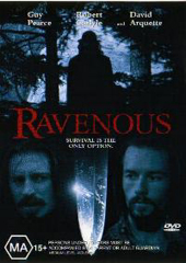 Ravenous Special Edition on DVD