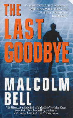 The Last Goodbye by Malcolm Bell image