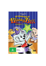 Adventures Of Blinky Bill, The - Season 1: Box 2 (3 Disc Box Set) on DVD