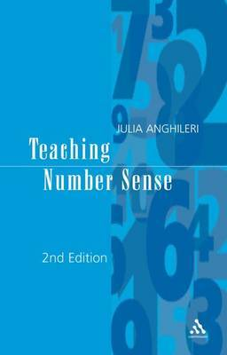 Teaching Number Sense by Julia Anghileri image