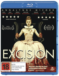 Excision on Blu-ray
