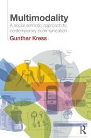 Multimodality by Gunther Kress