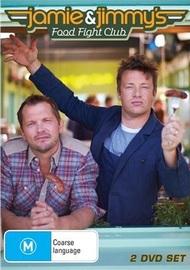 Jamie & Jimmy's Food Fight Club - Series 2 on DVD