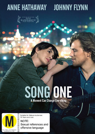 Song One on DVD