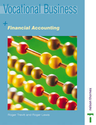 Financial Accounting by Roger Trevitt