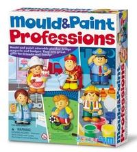4M: Mould n Paint - Professions