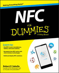 NFC For Dummies by Robert R. Sabella