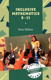 Inclusive Mathematics 5-11 by Brian Robbins image