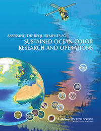 Assessing the Requirements for Sustained Ocean Color Research and Operations by Committee on Assessing Requirements for Sustained Ocean Color Research and Operations image