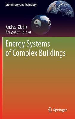 Energy Systems of Complex Buildings by Andrzej Ziebik image
