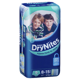 Huggies DryNites Pyjama Pants - 8-15 Year Boy 27-57 kg (9)
