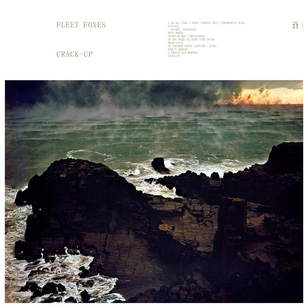 Crack-Up (2 x 140gm LP) by Fleet Foxes