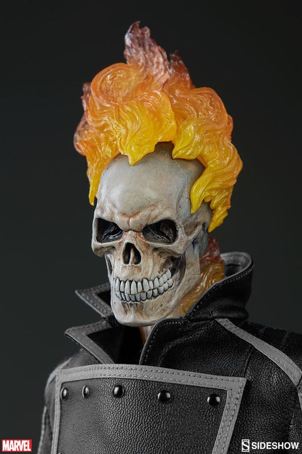 "Marvel: Ghost Rider - 12"" Articulated Figure image"
