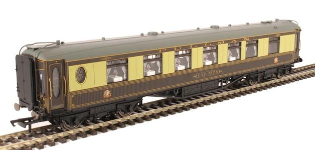 Hornby: Pullman Third Class Kitchen Car 'Car No.58'