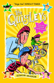QUIGLEYS_ THE by Simon Mason image