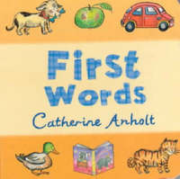 First Words by Laurence Anholt image