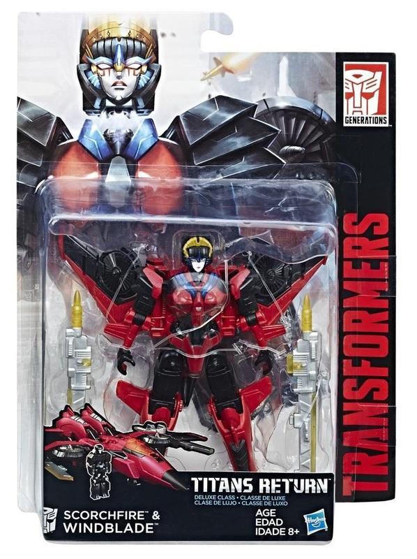Transformers: Generations - Deluxe - Windblade