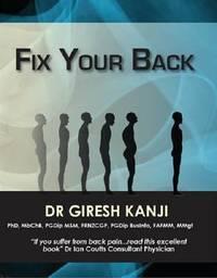 Fix Your Back by Giresh Kanji