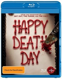 Happy Death Day on Blu-ray