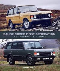Range Rover First Generation by James Taylor