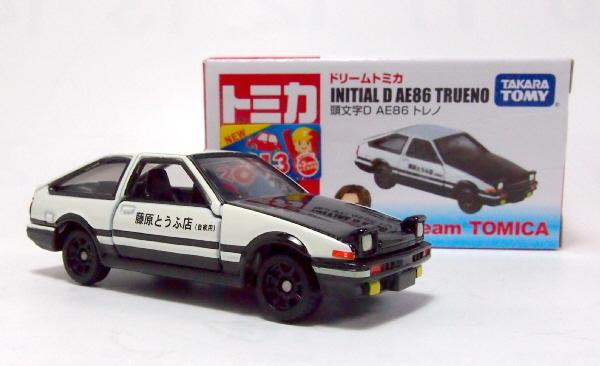 Dream Tomica: Initial D AE86 Trueno image