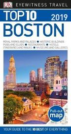 Top 10 Boston by DK Travel