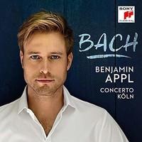 Bach Arien by Benjamin Appl
