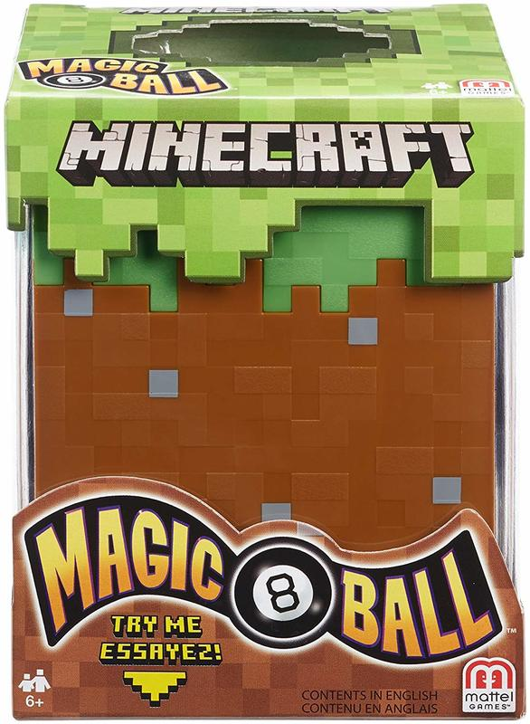 Magic 8-Ball - Minecraft Edition