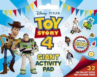 Toy Story 4: Giant Activity Pad
