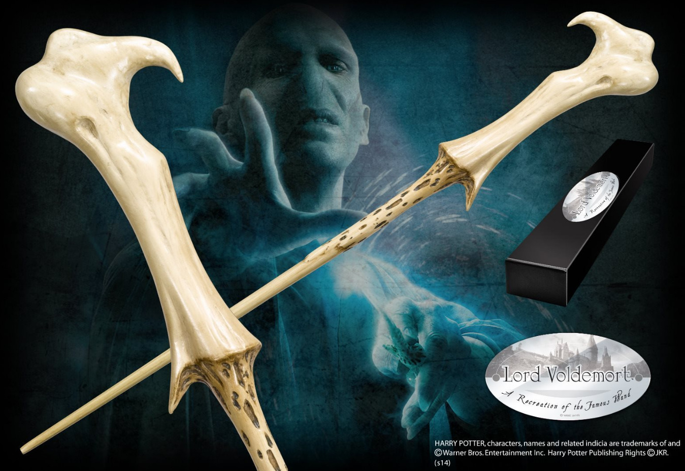Harry Potter: Replica Wand - Lord Voldemort (Character Edition) image