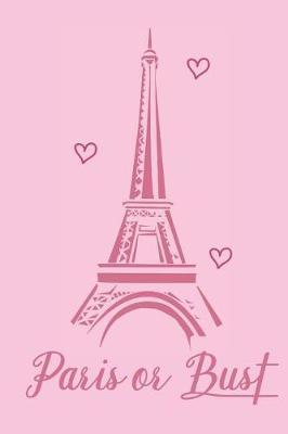 Paris or Bust Diary by Travel Wishes