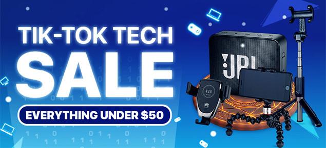 Tech Deals Under $50!