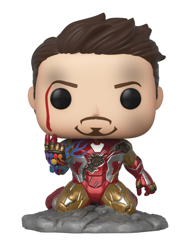 Avengers: Endgame - I Am Iron Man (Glow) - Pop! Deluxe Figure
