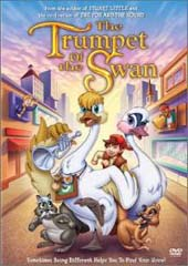 Trumpet & The Swan on DVD