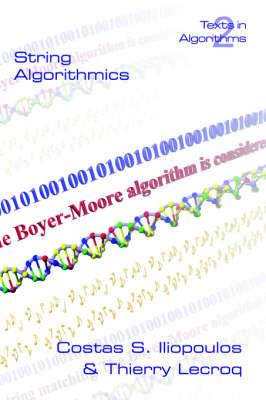 String Algorithmics image