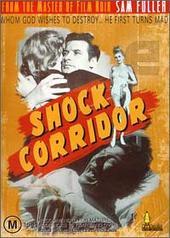 Shock Corridor on DVD
