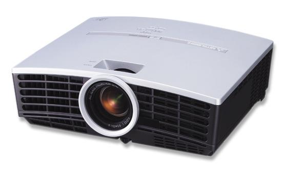 Mitsubishi DLP Projector 16:9 HC900