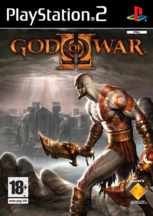 God of War II (Platinum) for PlayStation 2